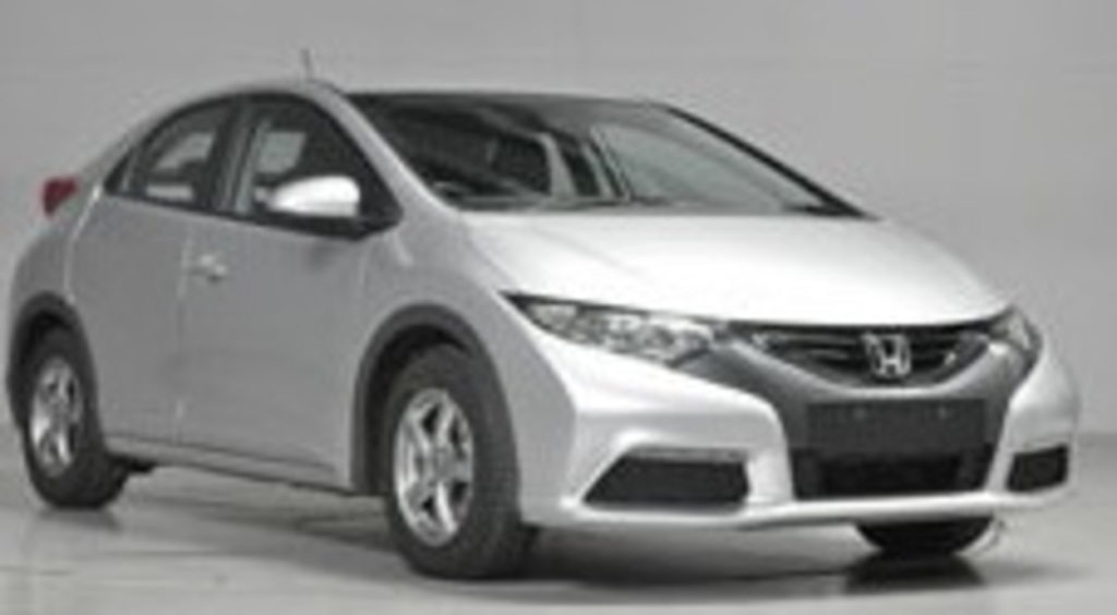 Images videos ancap for Honda civic safety