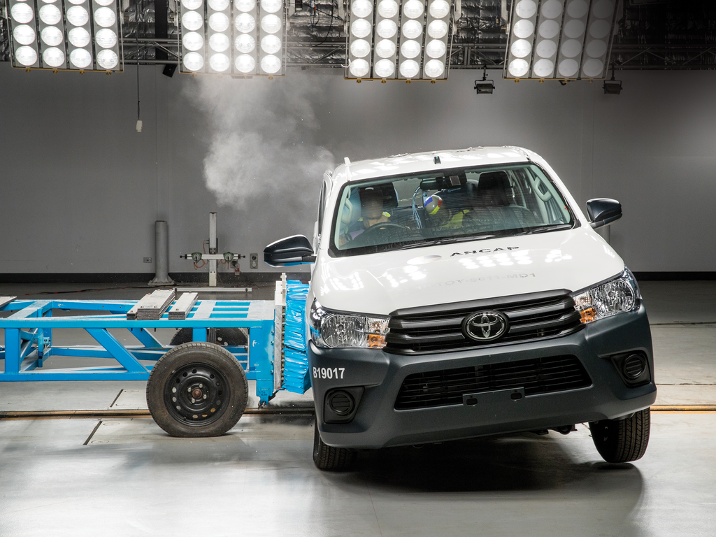 Toyota leads the market introducing key safety upgrades to high-selling model, Hilux.