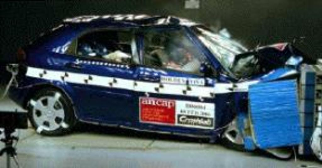 Holden Viva 2005 2009 Crash Test Results Ancap