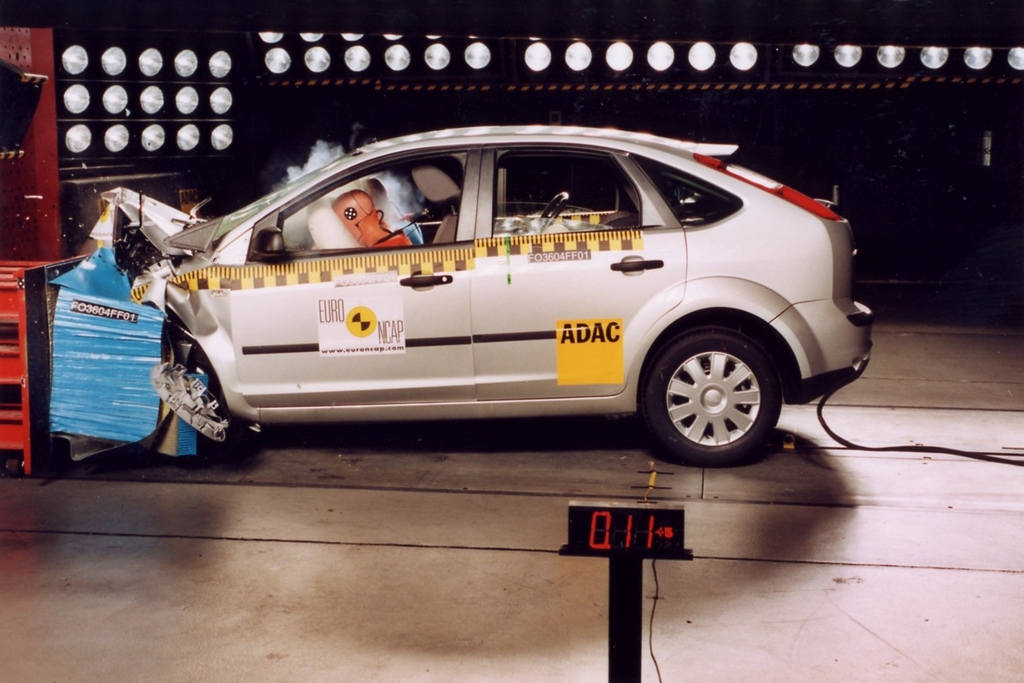 Ford Focus | 4 Star ANCAP Safety Rating