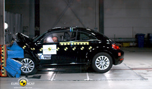 Volkswagen Beetle | 5 Star ANCAP Safety Rating