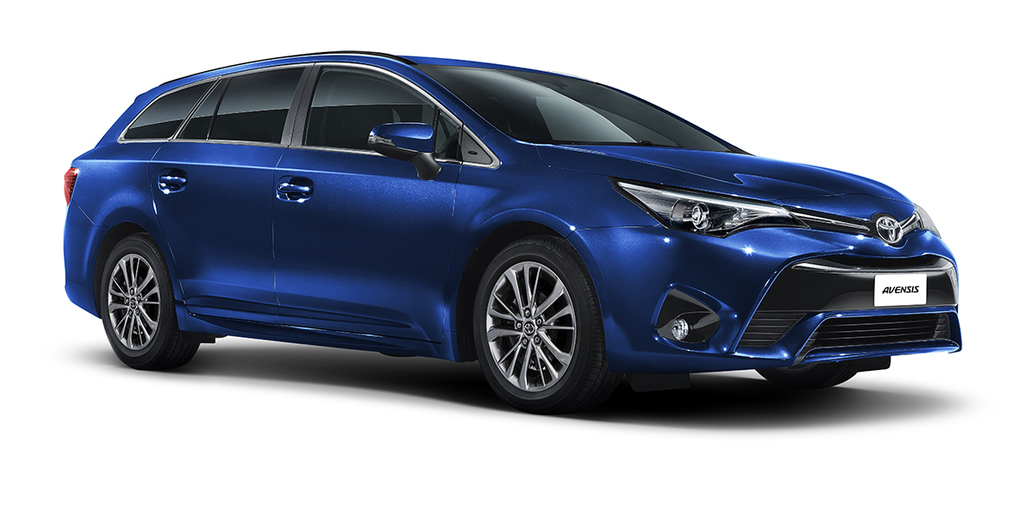 Toyota Avensis | 5 Star ANCAP Safety Rating