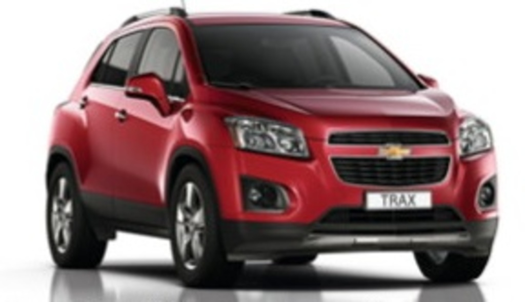 Holden Trax | 5 Star ANCAP Safety Rating