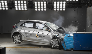 Kia Rio | 5 Star ANCAP Safety Rating