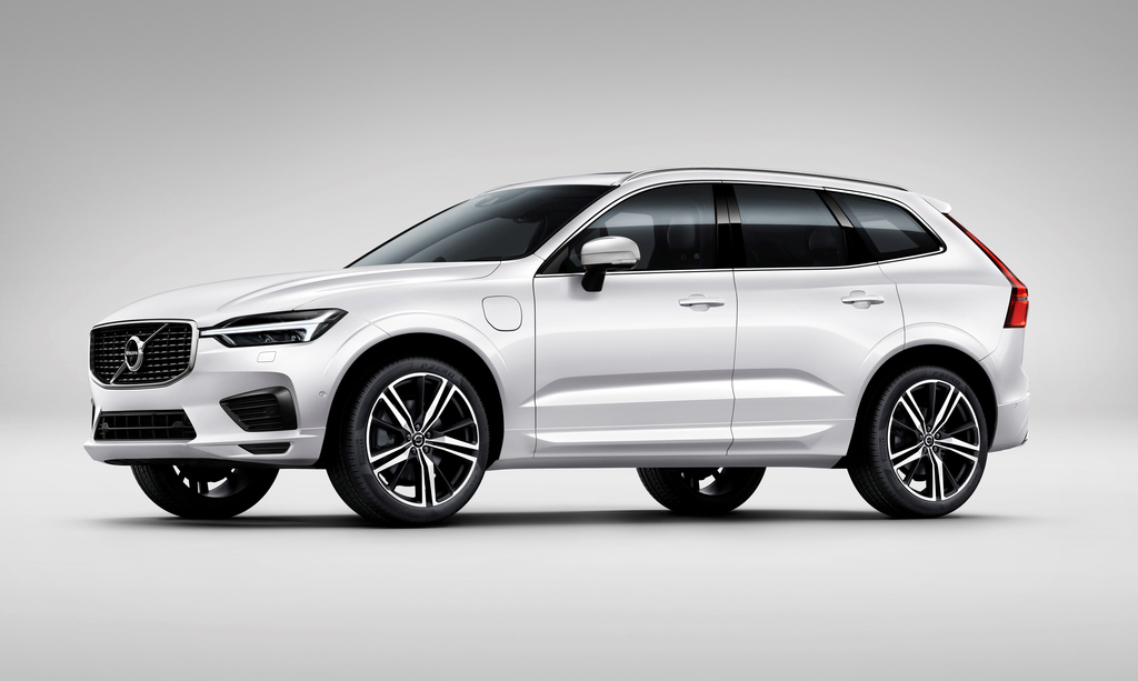 Volvo XC60 | 5 Star ANCAP Safety Rating