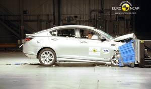 MG 6 | 4 Star ANCAP Safety Rating