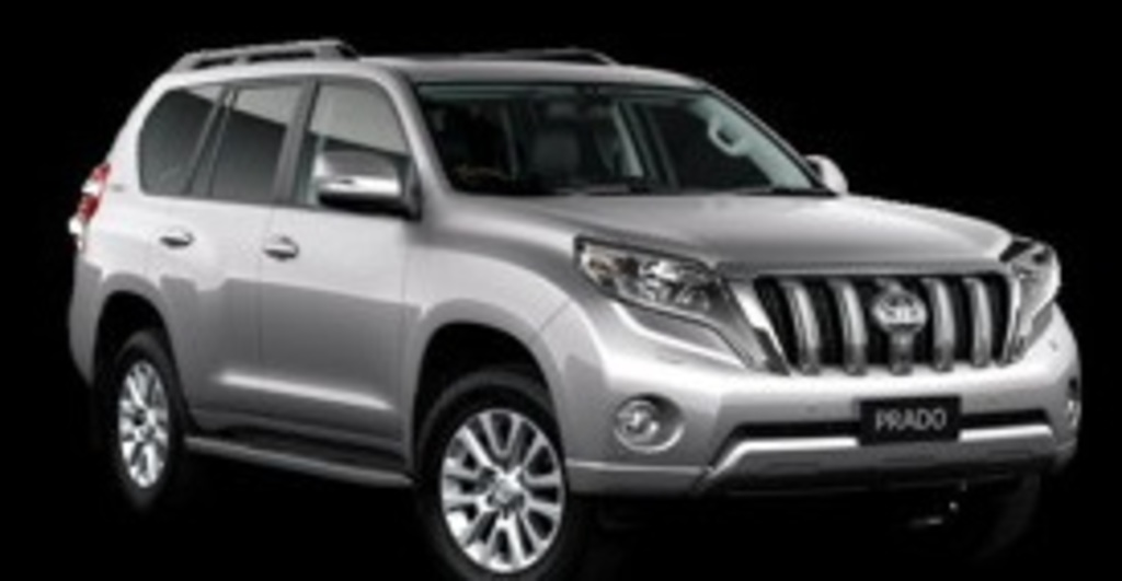 Toyota Prado | 5 Star ANCAP Safety Rating