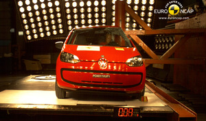 Volkswagen up! | 5 Star ANCAP Safety Rating