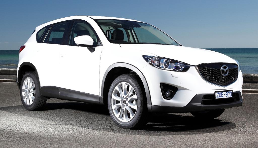 Mazda CX-5 (Sep 2016 – Mar 2017) Crash Test Results | ANCAP