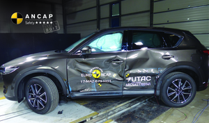 Mazda CX-5 | 5 Star ANCAP Safety Rating