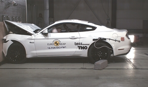 Ford Mustang | 3 Star ANCAP Safety Rating