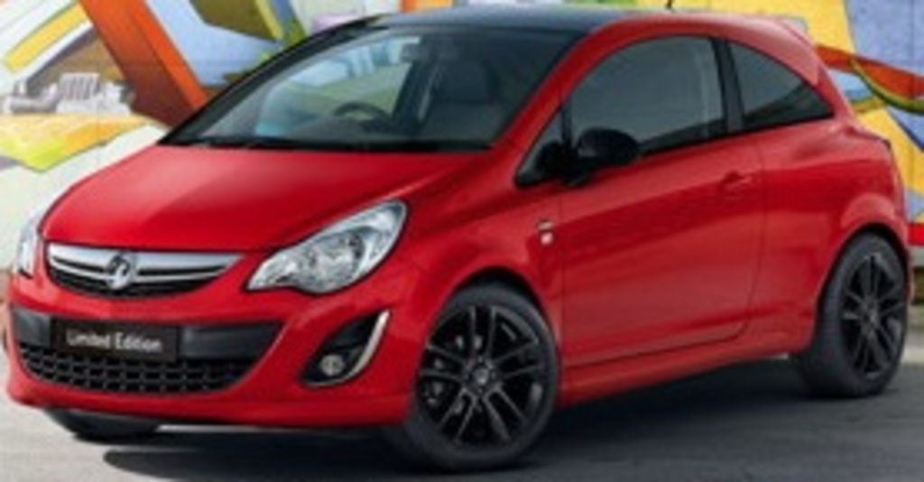 Opel Corsa | 5 Star ANCAP Safety Rating