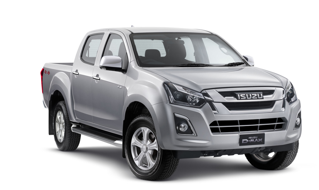 Isuzu D-Max | 5 Star ANCAP Safety Rating
