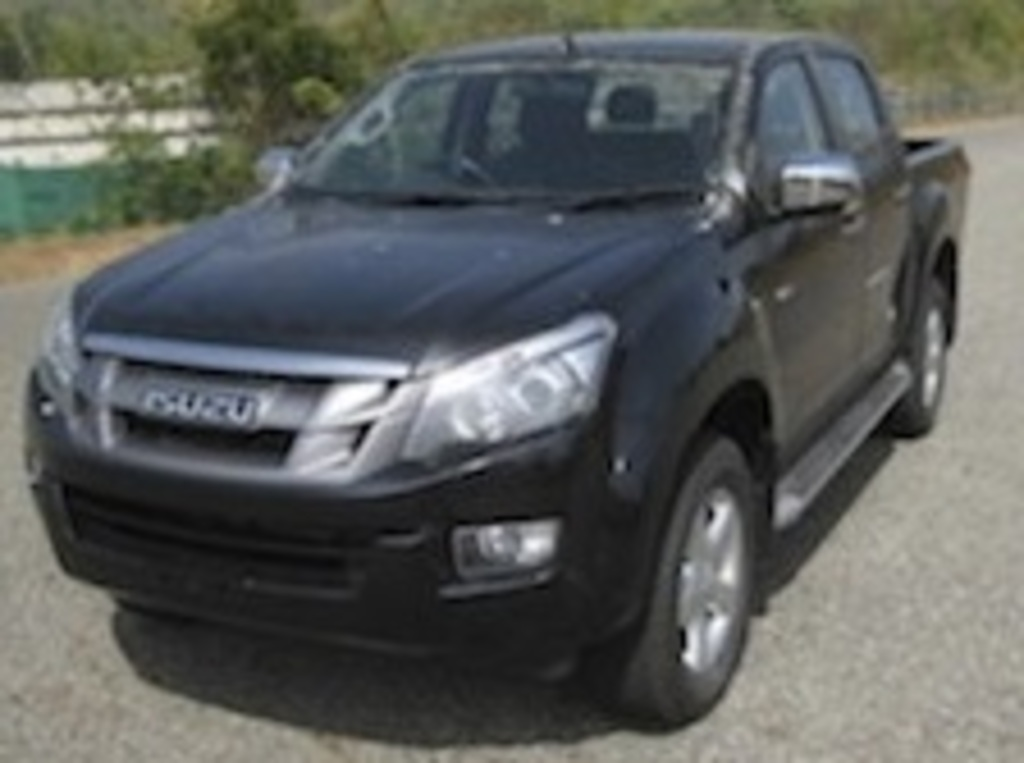 Isuzu D-Max | 4 Star ANCAP Safety Rating