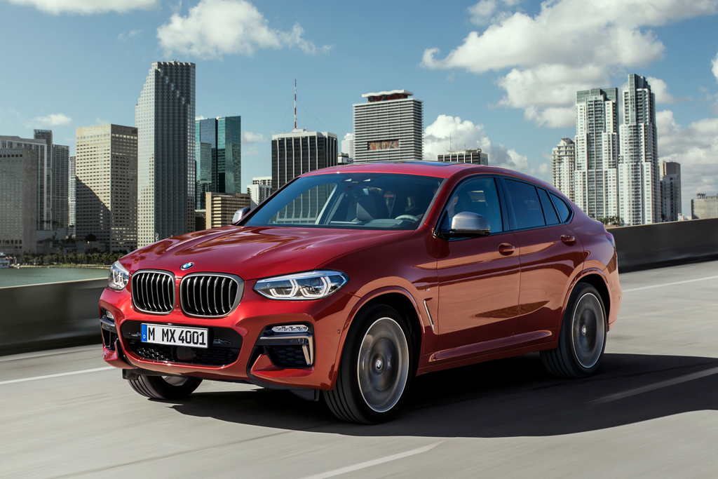 BMW X4 | 5 Star ANCAP Safety Rating