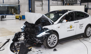 Tesla Model X | 5 Star ANCAP Safety Rating