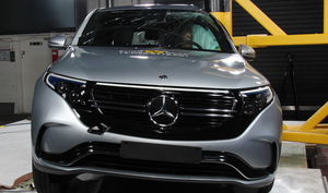 Mercedes-Benz EQC | 5 Star ANCAP Safety Rating
