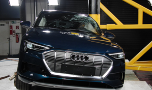 Audi e-tron | 5 Star ANCAP Safety Rating