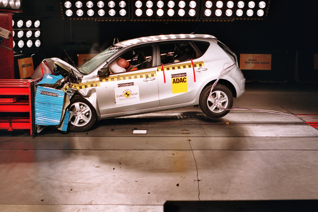 Hyundai i30 | 4 Star ANCAP Safety Rating