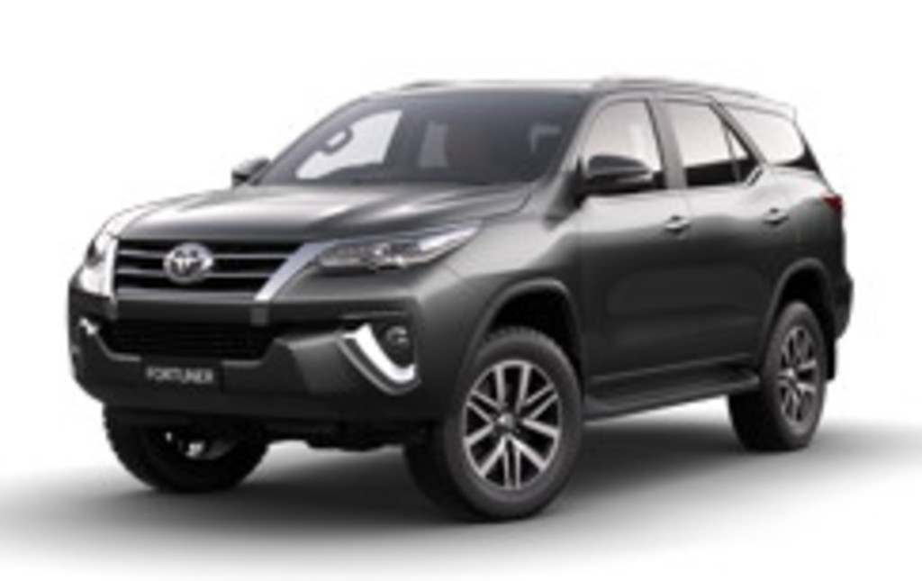 Toyota Fortuner | 5 Star ANCAP Safety Rating