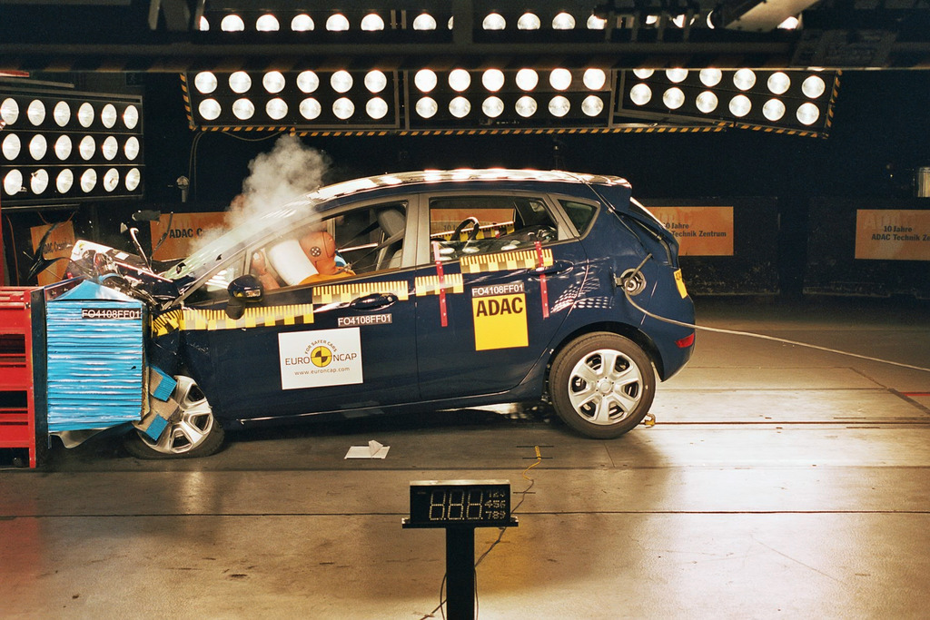 Ford Fiesta | 4 Star ANCAP Safety Rating