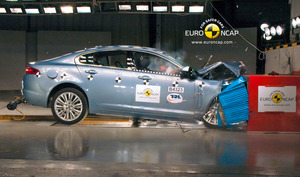 Jaguar XF | 4 Star ANCAP Safety Rating