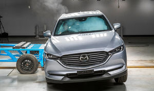 Mazda CX-8 | 5 Star ANCAP Safety Rating