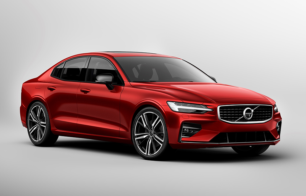 Volvo S60 | 5 Star ANCAP Safety Rating
