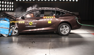 Holden Commodore | 5 Star ANCAP Safety Rating