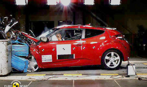 Hyundai Veloster | 5 Star ANCAP Safety Rating