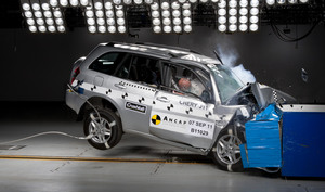 Chery J11 | 2 Star ANCAP Safety Rating