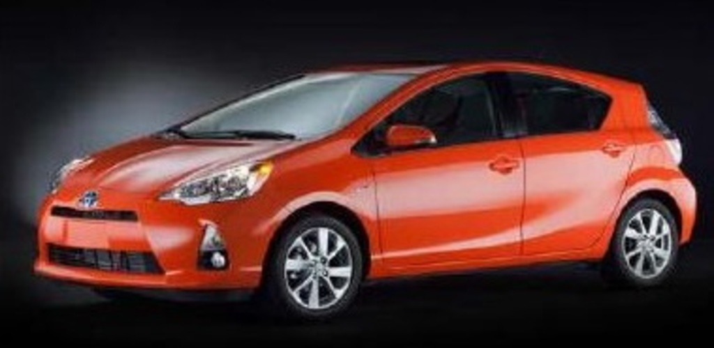 Toyota Prius C | 5 Star ANCAP Safety Rating