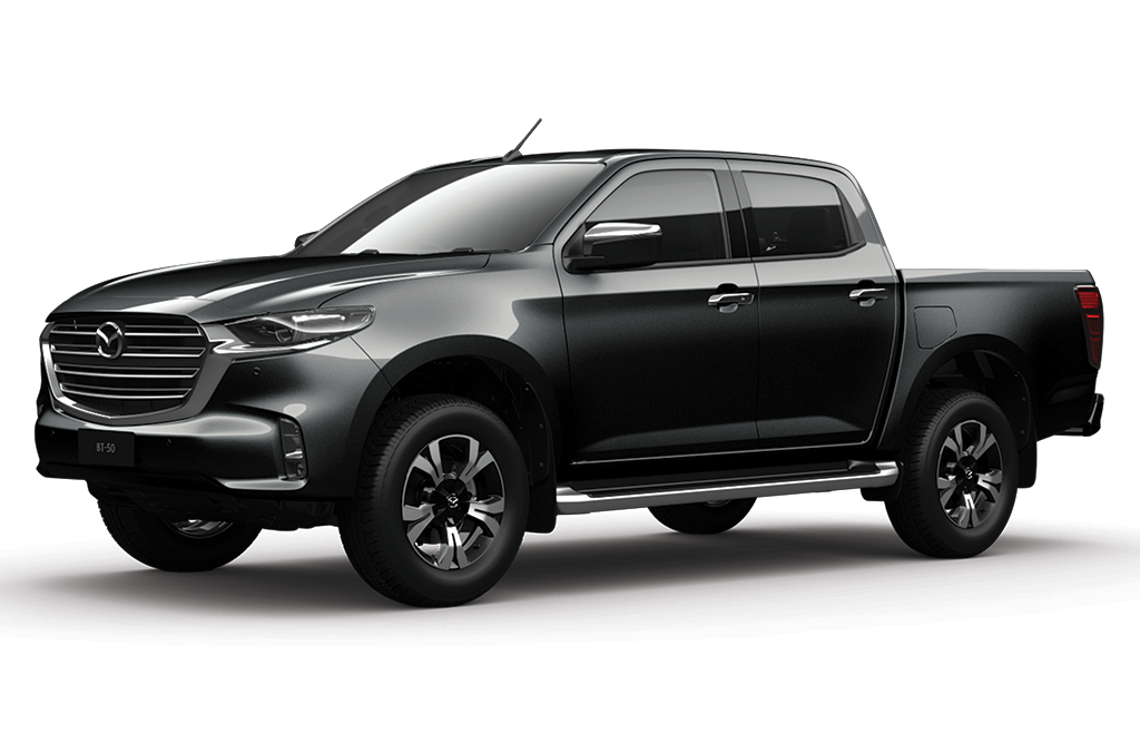 Ute segment safety enhanced with 5 stars for Mazda BT-50.