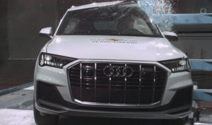 Audi Q7 | 5 Star ANCAP Safety Rating