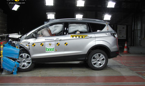 Ford Kuga | 5 Star ANCAP Safety Rating