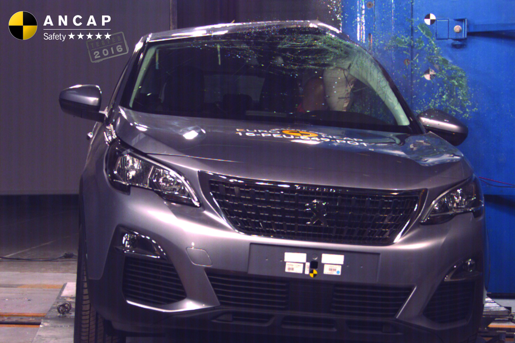 5 star performance of the Peugeot 3008 adds choice to rising SUV segment.