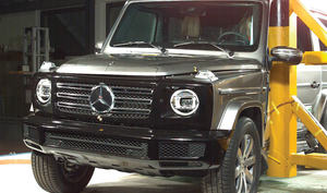 Mercedes-Benz G-Class | 5 Star ANCAP Safety Rating