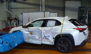 Lexus UX | 5 Star ANCAP Safety Rating