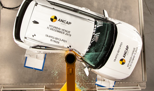 Hyundai Venue | 4 Star ANCAP Safety Rating