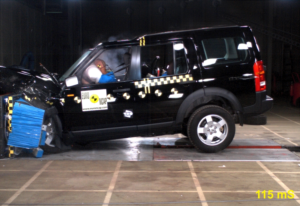 land rover discovery 2004 2009 crash test results ancap. Black Bedroom Furniture Sets. Home Design Ideas