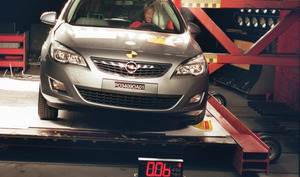 Opel Astra | 5 Star ANCAP Safety Rating