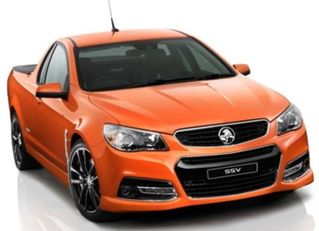 Holden Commodore Ute | 5 Star ANCAP Safety Rating