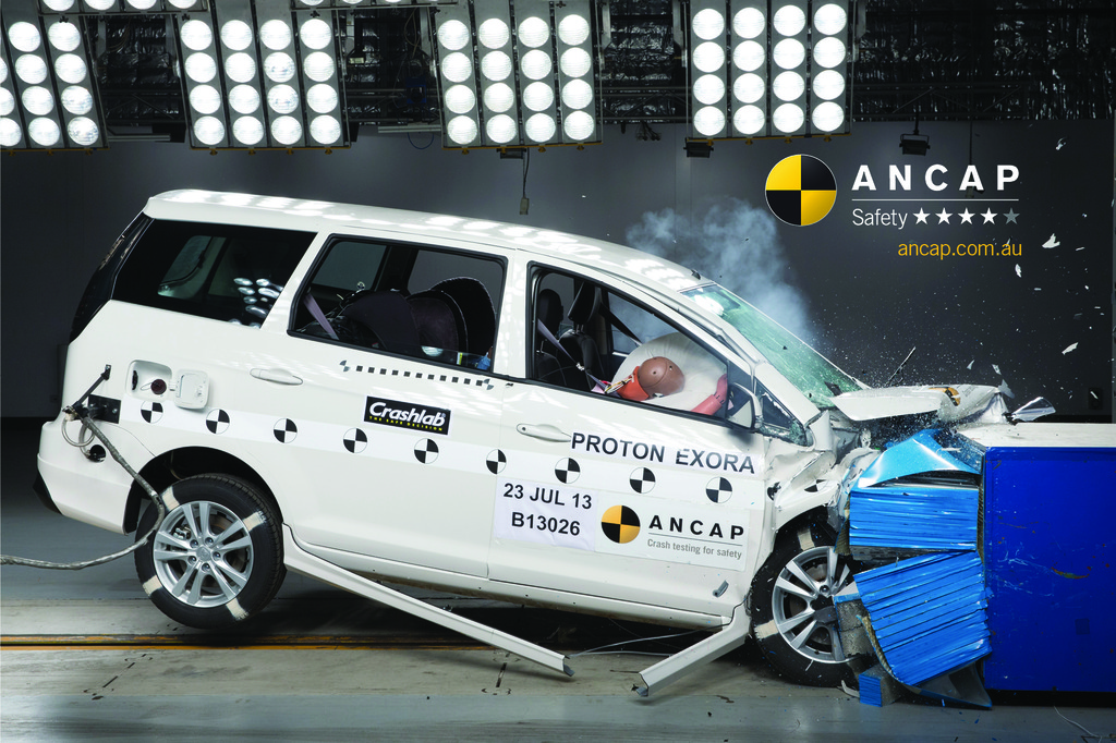 Proton rising to the safety challenge