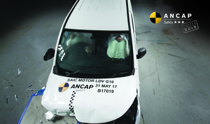 LDV G10 | 3 Star ANCAP Safety Rating