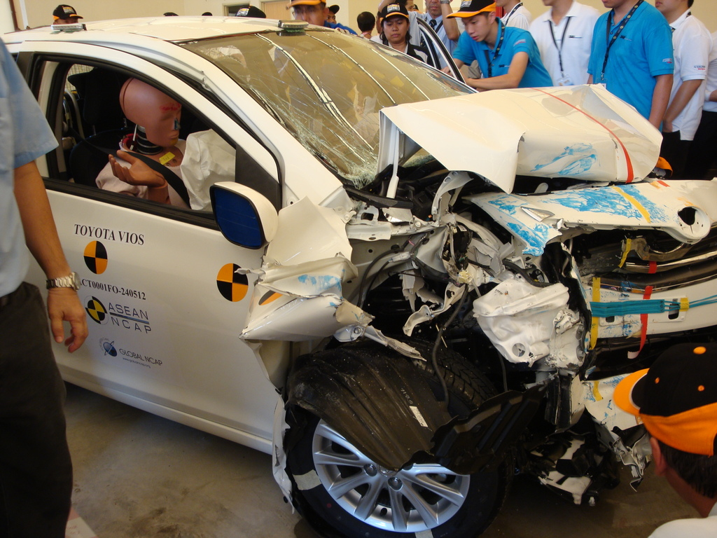 New Crash Test Program for South East Asia