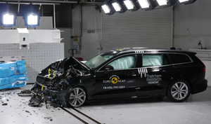 Volvo V60 | 5 Star ANCAP Safety Rating
