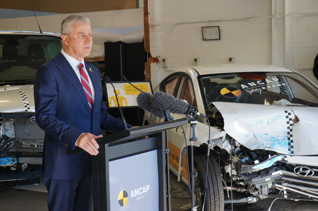 MINISTERIAL MEDIA RELEASE: Five-year funding for vital car safety program.