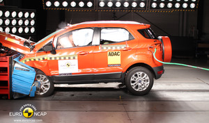 Ford EcoSport | 5 Star ANCAP Safety Rating