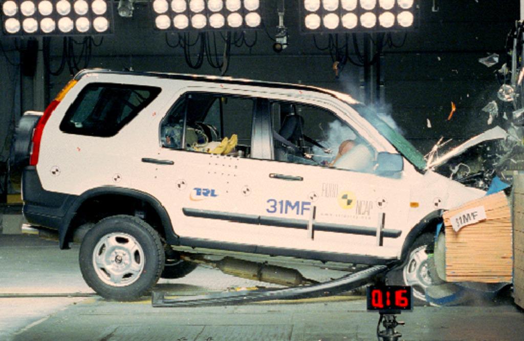 Awesome Honda CR V | 4 Star ANCAP Safety Rating