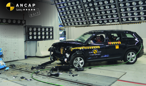 Skoda Kodiaq | 5 Star ANCAP Safety Rating